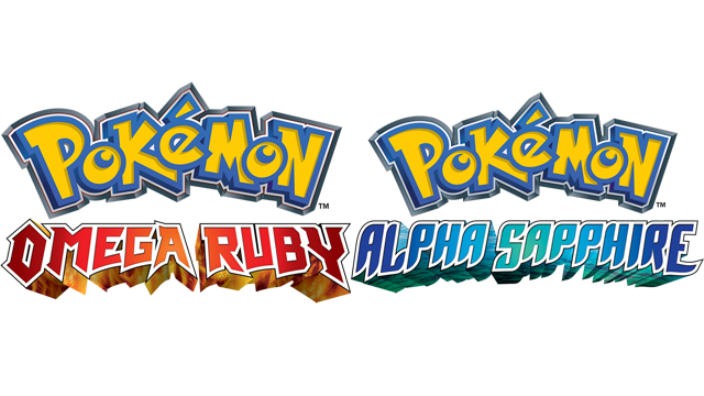 Alpha Pokemon Sapphire Logo