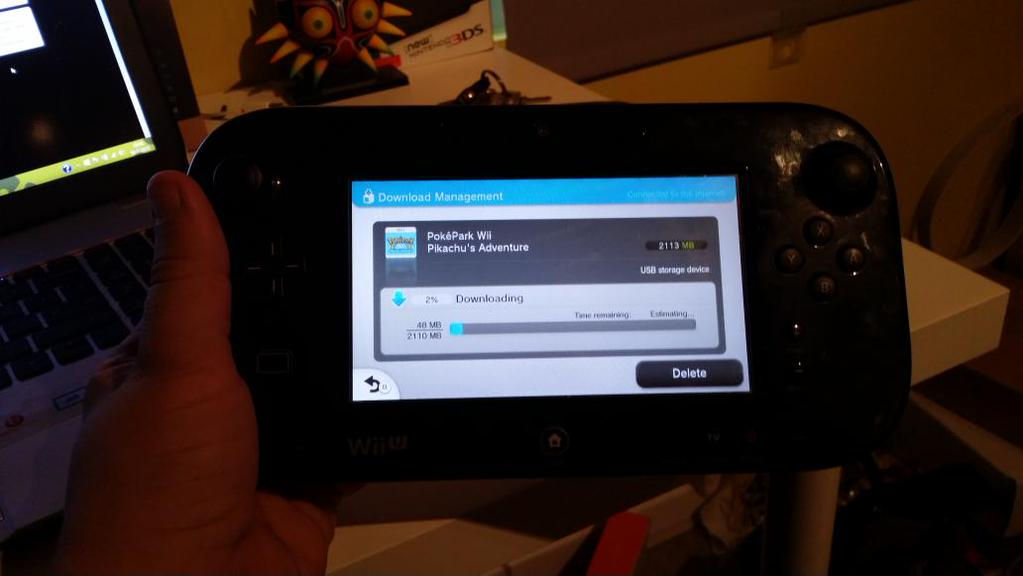 PokePark Wii: Pikachu's Adventure Wii U size (Wii download ...