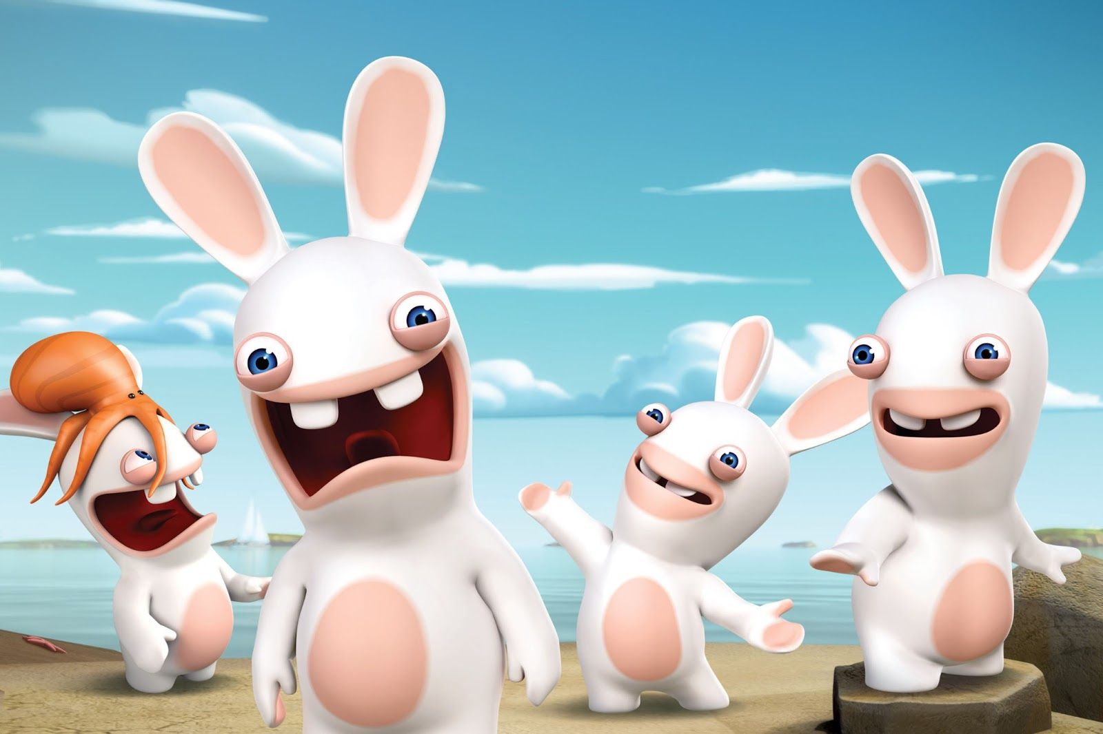 Rumor Mario  Raving Rabbids crossover RPG will be a Switch
