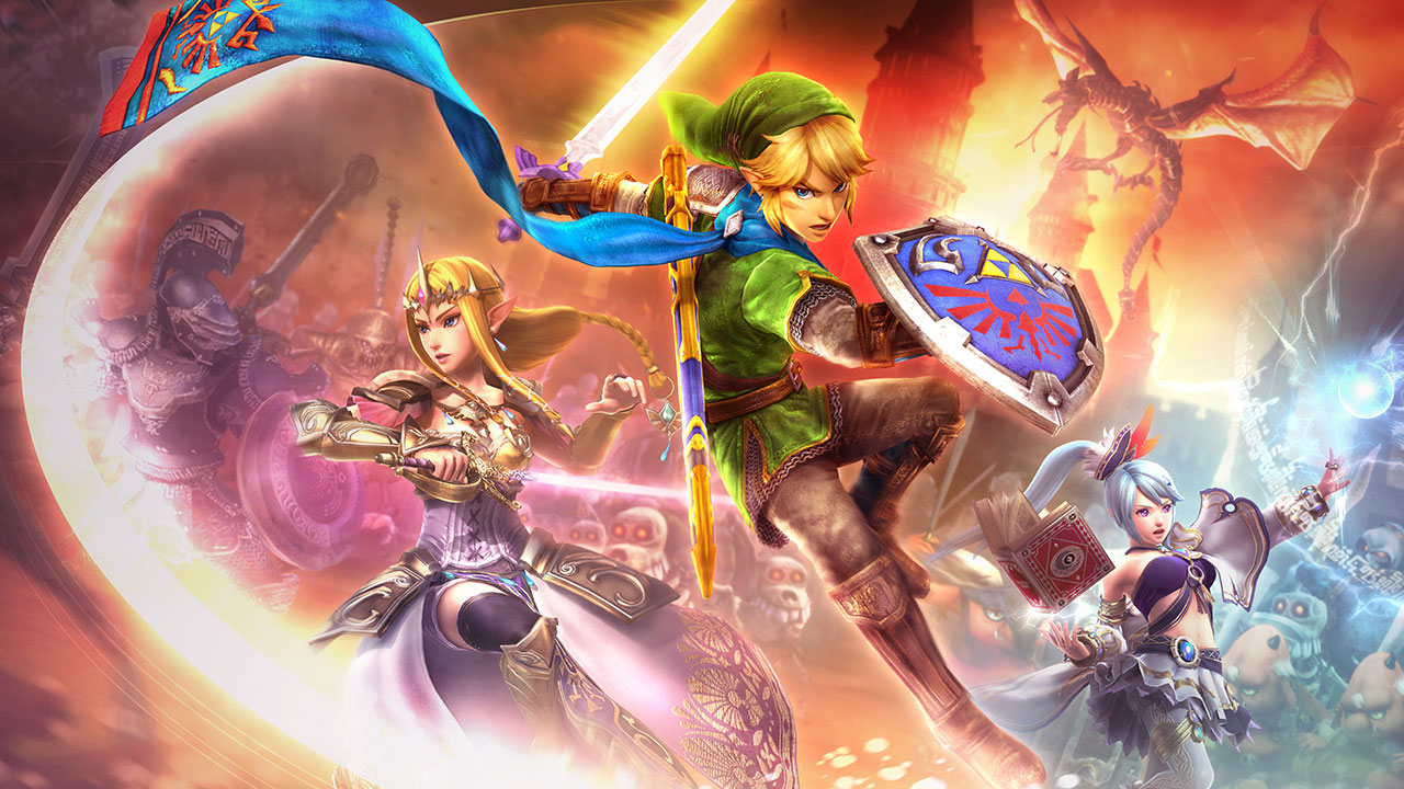 Hyrule Warriors - Marry Your Favorite Character Online
