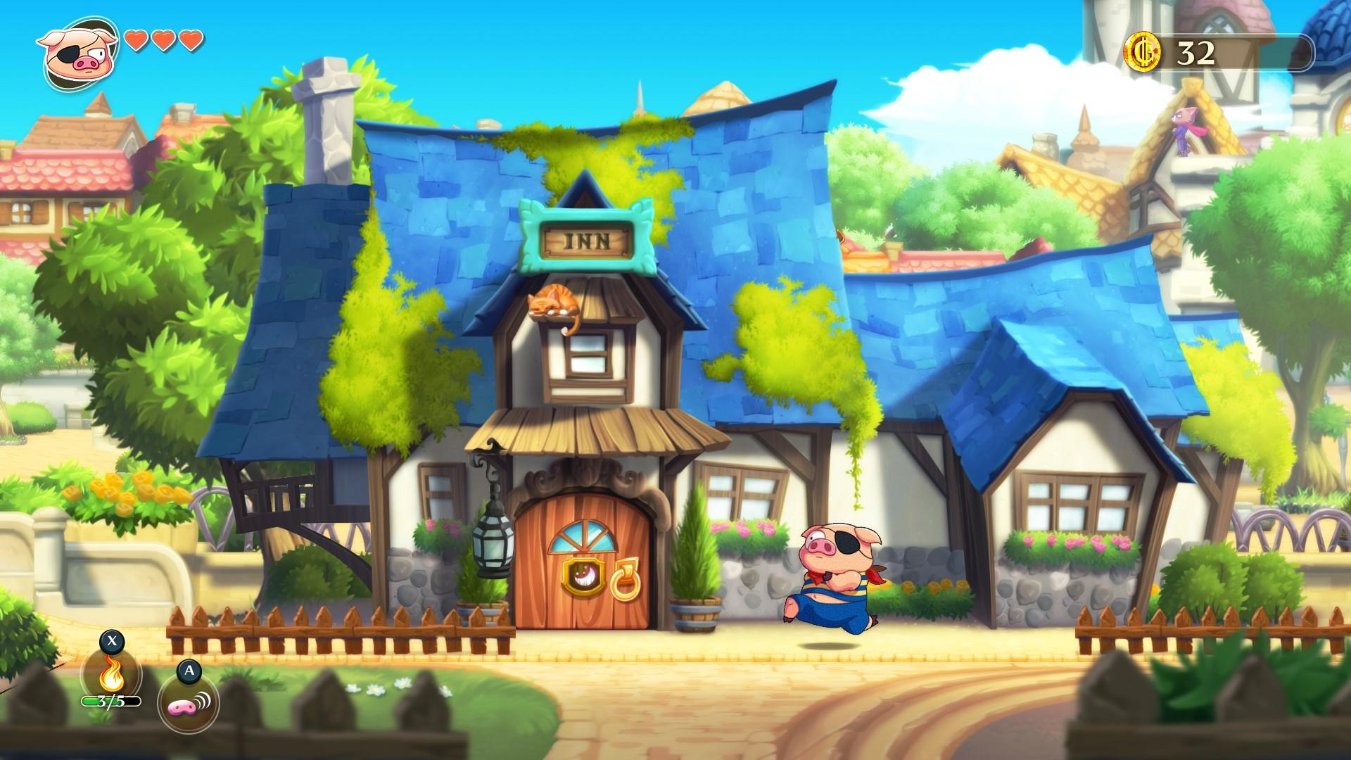 Monster Boy Screenshots Nintendo Everything