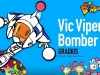 super bomberman r vic viper