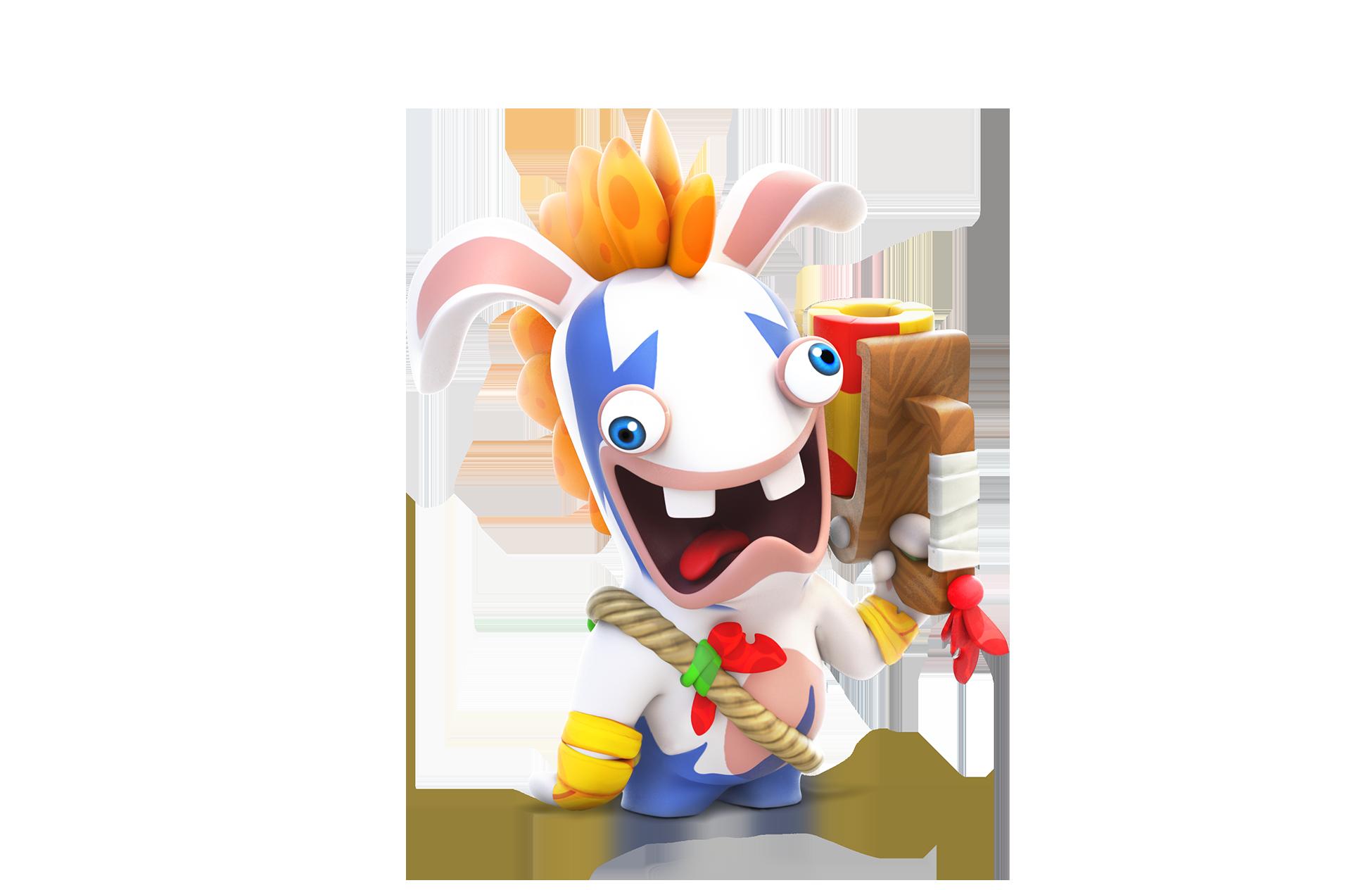 New official artwork for Mario  Rabbids Kingdom Battle  Nintendo