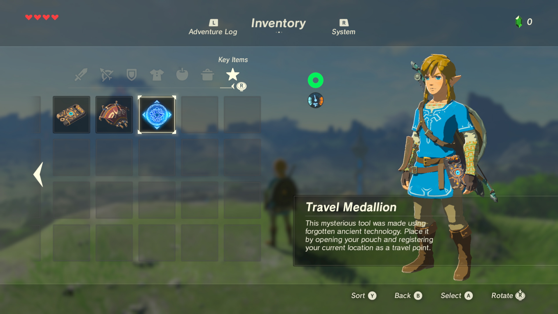 Nintendo reveals new details about Zelda: Breath of the Wild