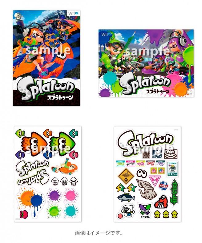 splatoon-sticker-set