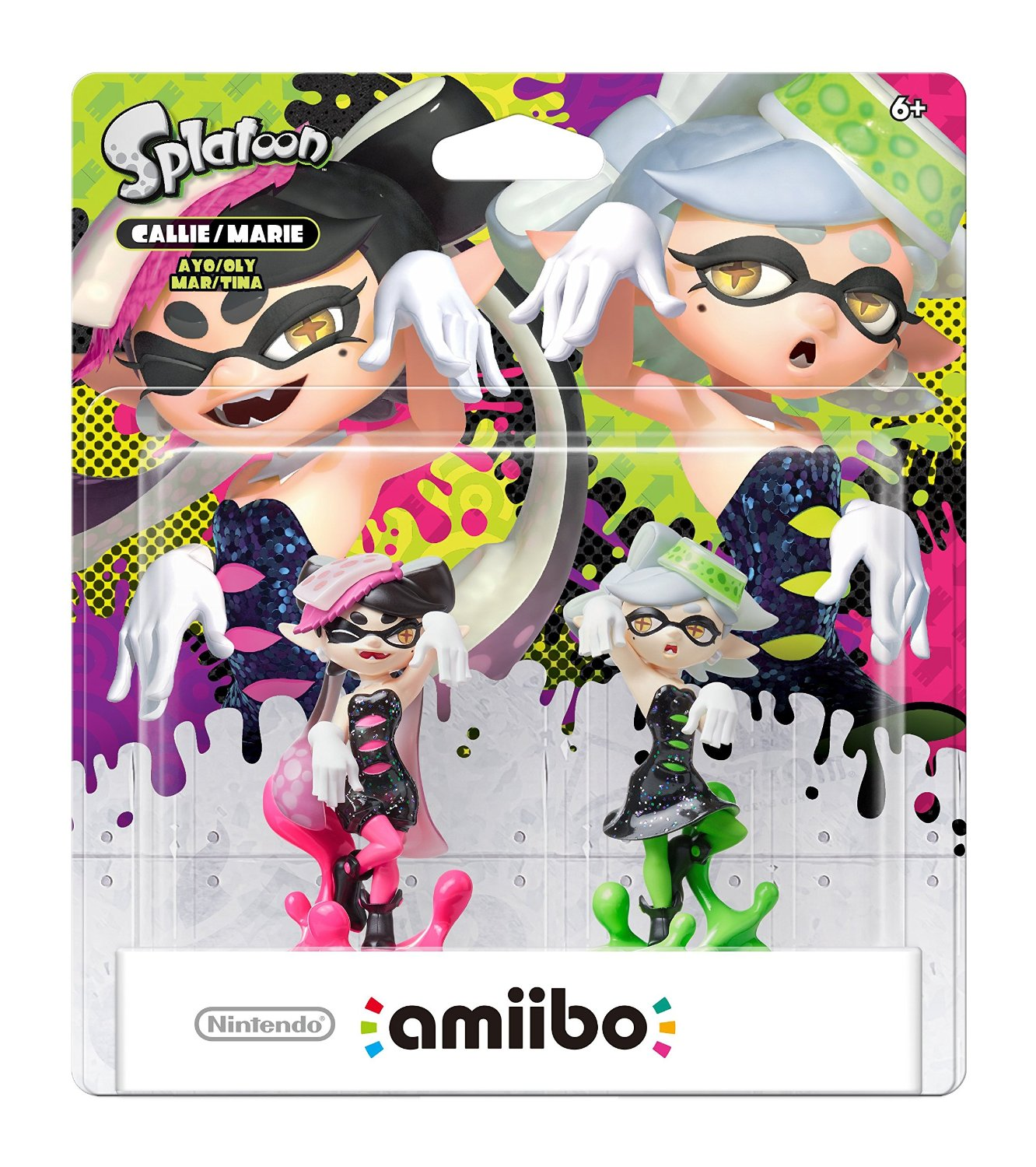 New Splatoon amiibo pre-orders live on Amazon Canada ...