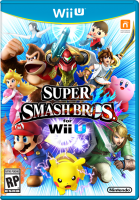 Super Smash Bros. for Wii U boxart