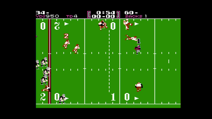 play tecmo bowl on wii