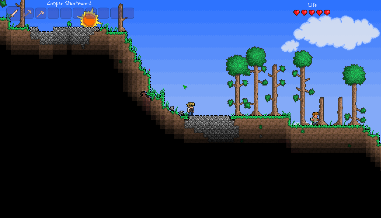 Terraria popped up for both Wii U and 3DS on Amazon today. A $29.99 ...
