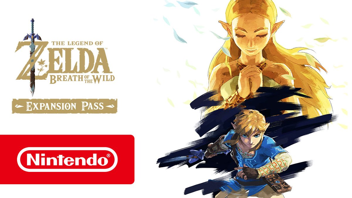 Dlc Ising To The Legend Of Zelda: Breath Of The Wild, Nintendo Has  Revealed