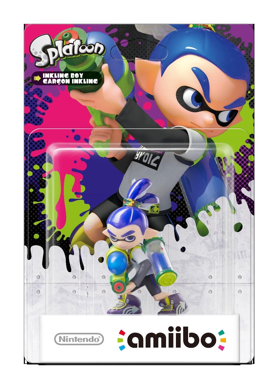 amiibo packaging - new Smash Bros. figures, Yoshi's Woolly