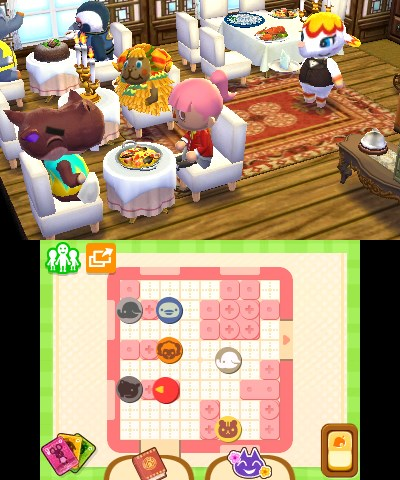 Animal Crossing Happy Home Designer Screenshots