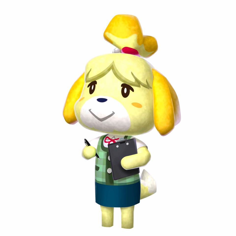Animal Crossing: New Leaf character art and details ...