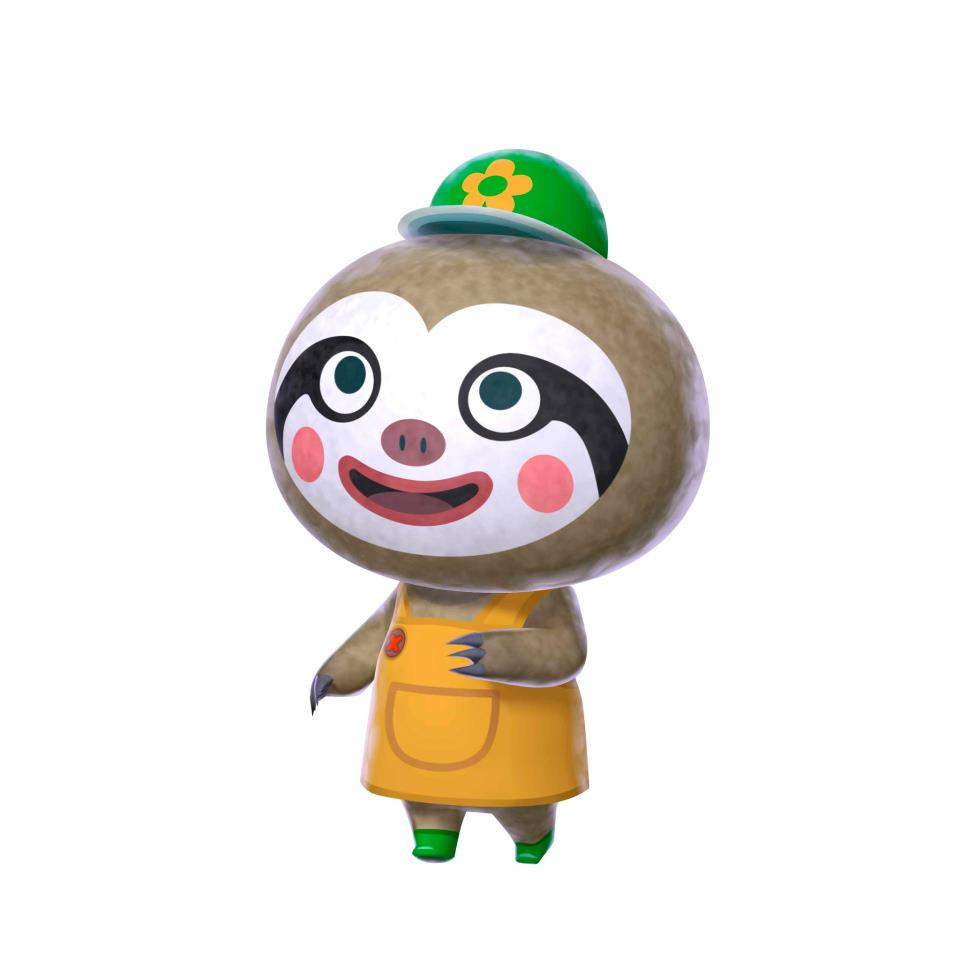 Animal crossing new leaf character art and details for Animal crossing new leaf arredamento