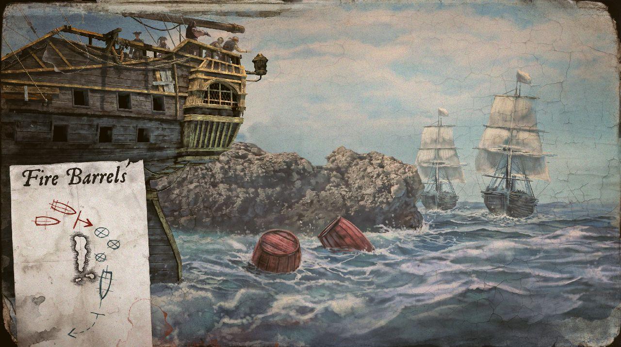 Black Sails Concept Art