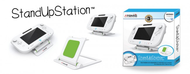 Atomic Accessories To Release Products For Wii U