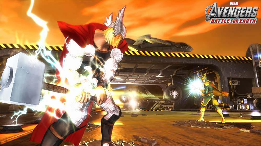 Avengers: Battle for Earth screenshots - Nintendo Everything