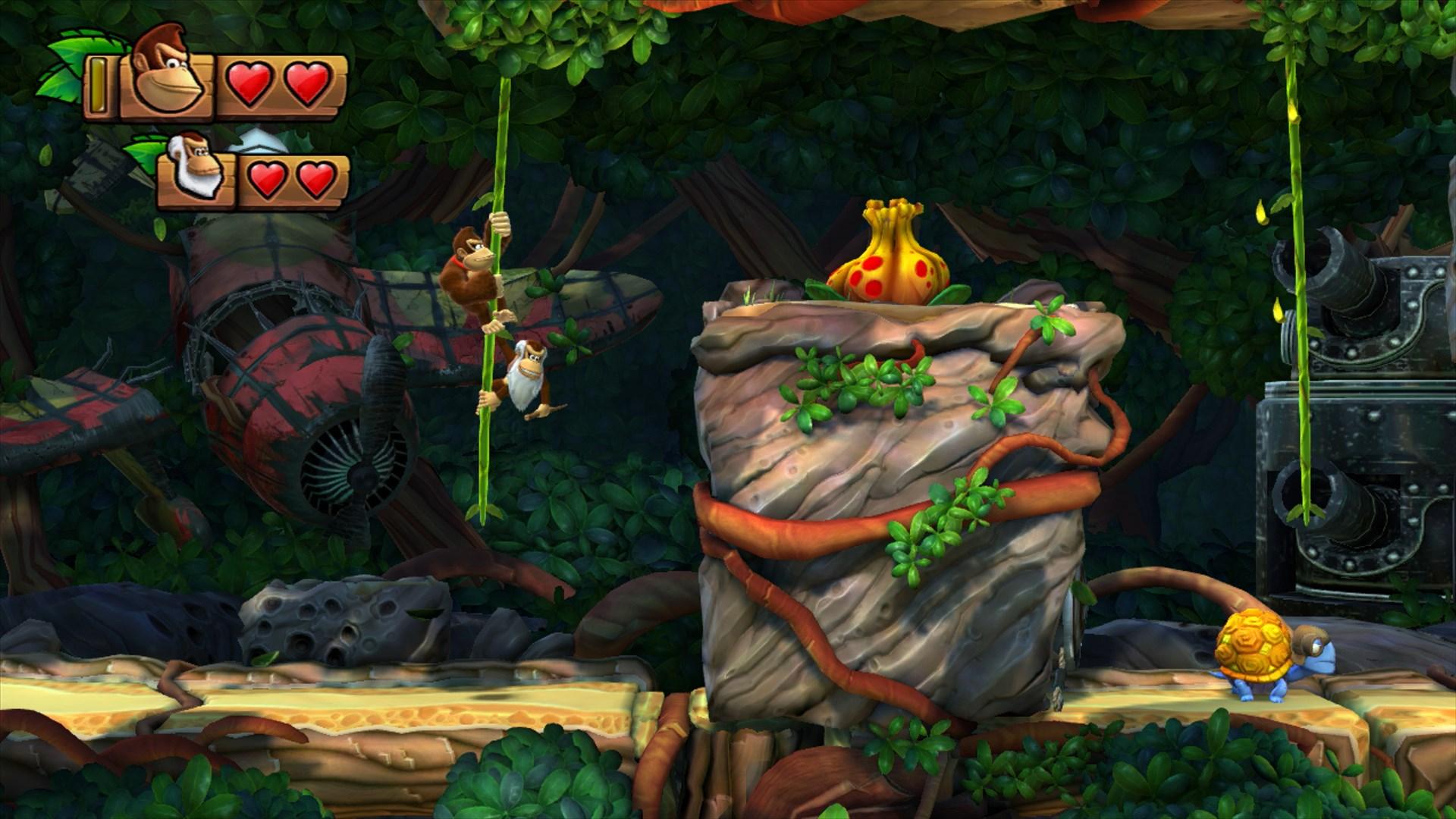Donkey Kong Country Tropical Freeze Screenshots Nintendo Everything