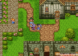 dragon quest anniversary collection screenshots nintendo everything