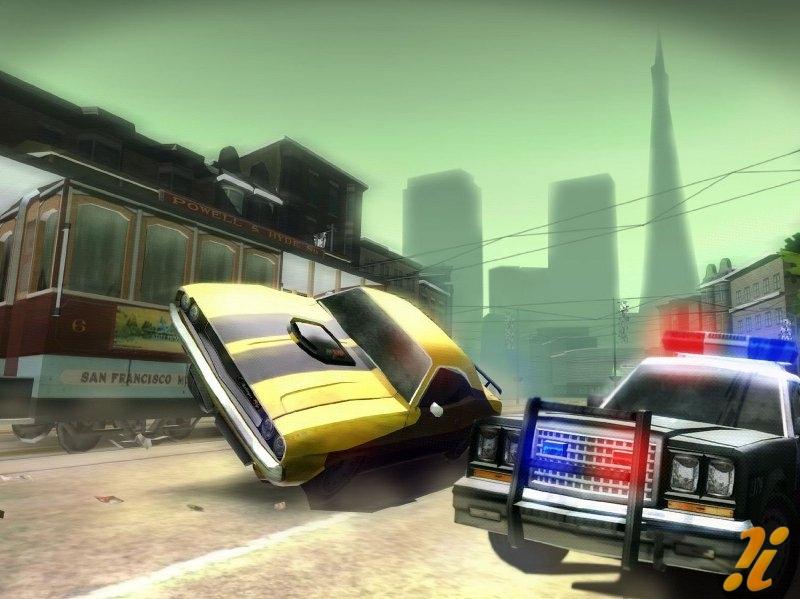 Driver: San Francisco Wii screenshots - Nintendo Everything