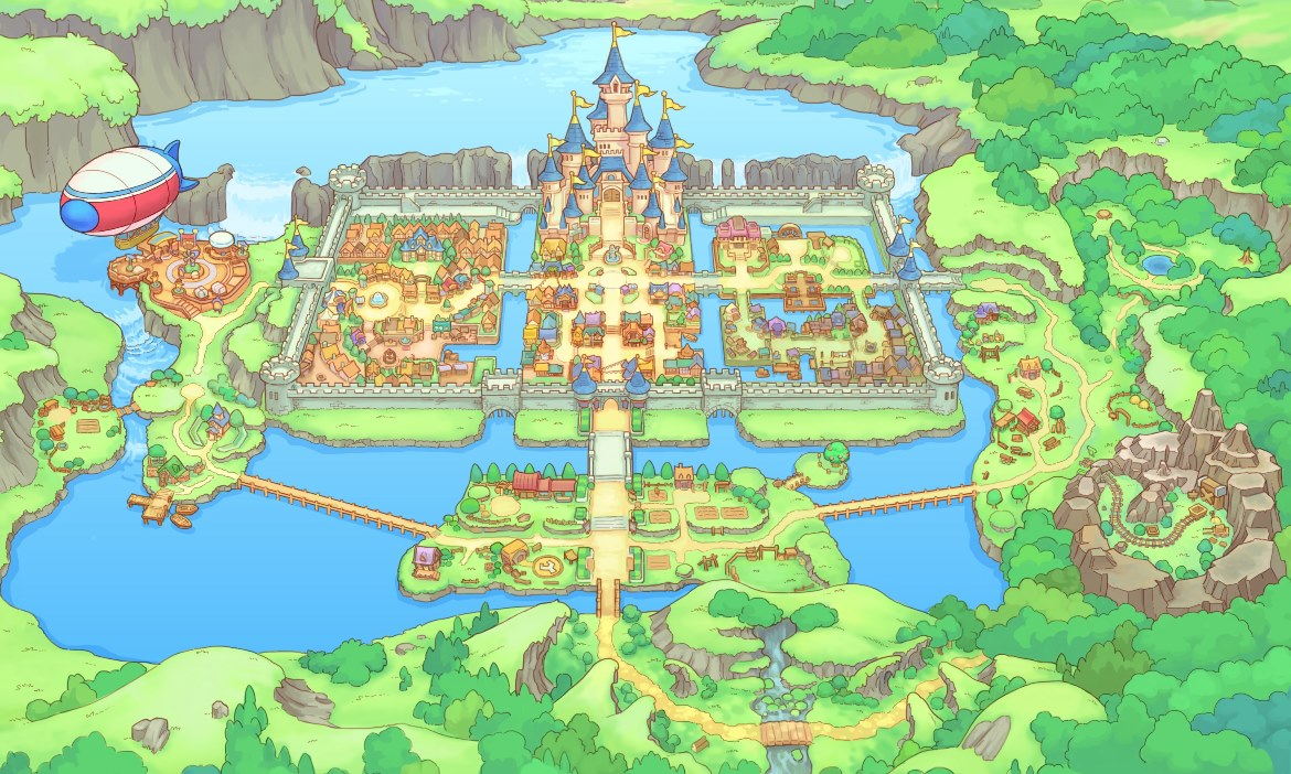 Fantasy Life World Map.Fantasy Life Archives Page 4 Of 5 Nintendo Everything