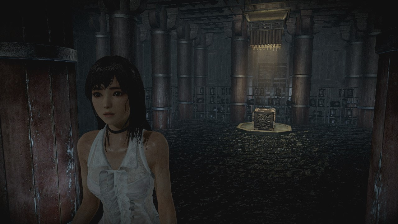 fatal frame maiden of black water screenshots nintendo everything