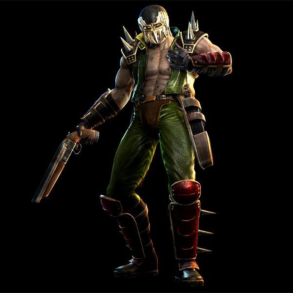 Fist Of The North Star Ken S Rage 2 Gets