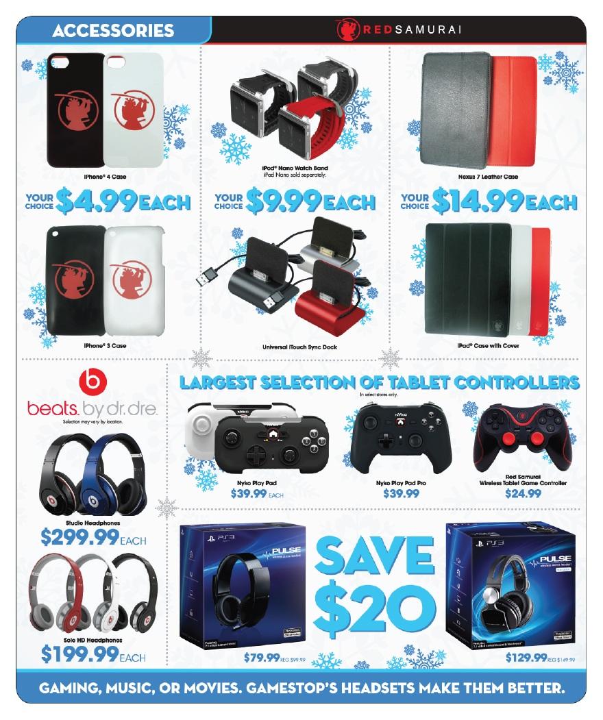GameStop ad (12/26 – 12/29) - Nintendo Everything