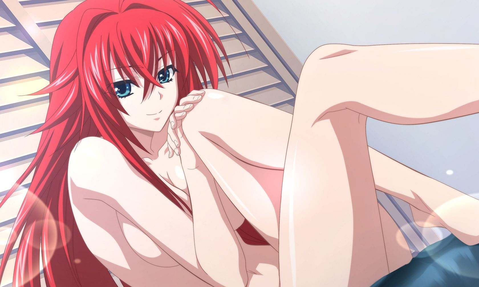 High school dxd naked