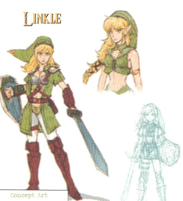 Warriors Into The Wild Christian Review: Another Look At Hyrule Warriors Concept Art
