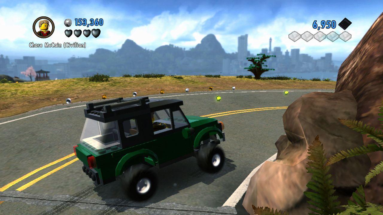 Lego City Undercover Screenshots Nintendo Everything