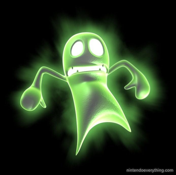 Lots Of Luigi S Mansion Dark Moon Art Nintendo Everything