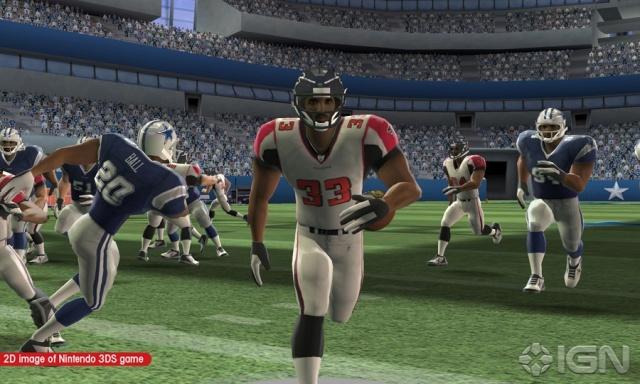 Madden NFL Football screenshots  Nintendo Everything