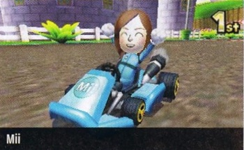 New playable characters revealed for Mario Kart 7 - Nintendo