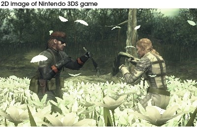 Metal Gear Solid 3 Snake Eater Screenshots Art Nintendo