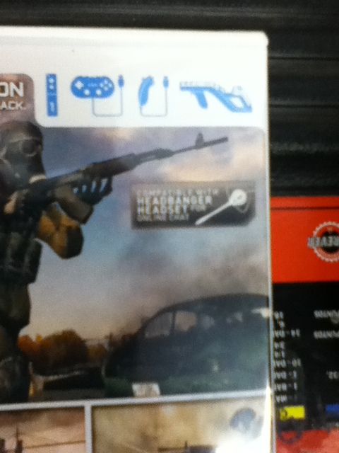 Here Are The First Screenshots Of Modern Warfare 3 Wii