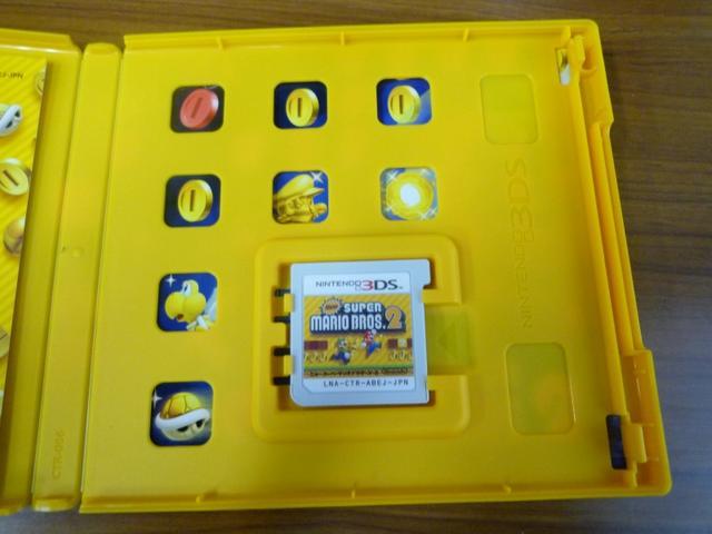 More Photos Of The Japanese New Super Mario Bros 2 Box Nintendo