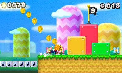 Lots of New Super Mario Bros  2 screenshots - Nintendo