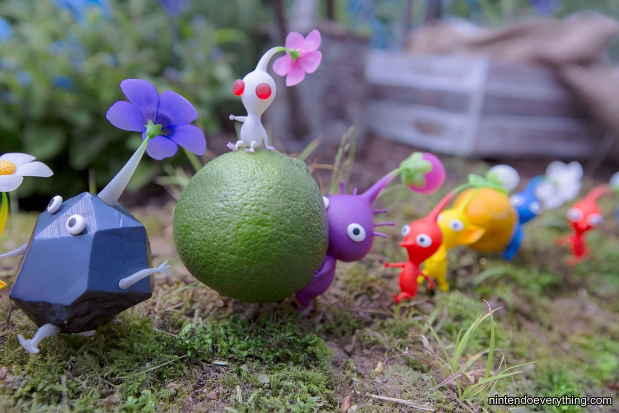 Another Round Of Pikmin 3 Art Nintendo Everything