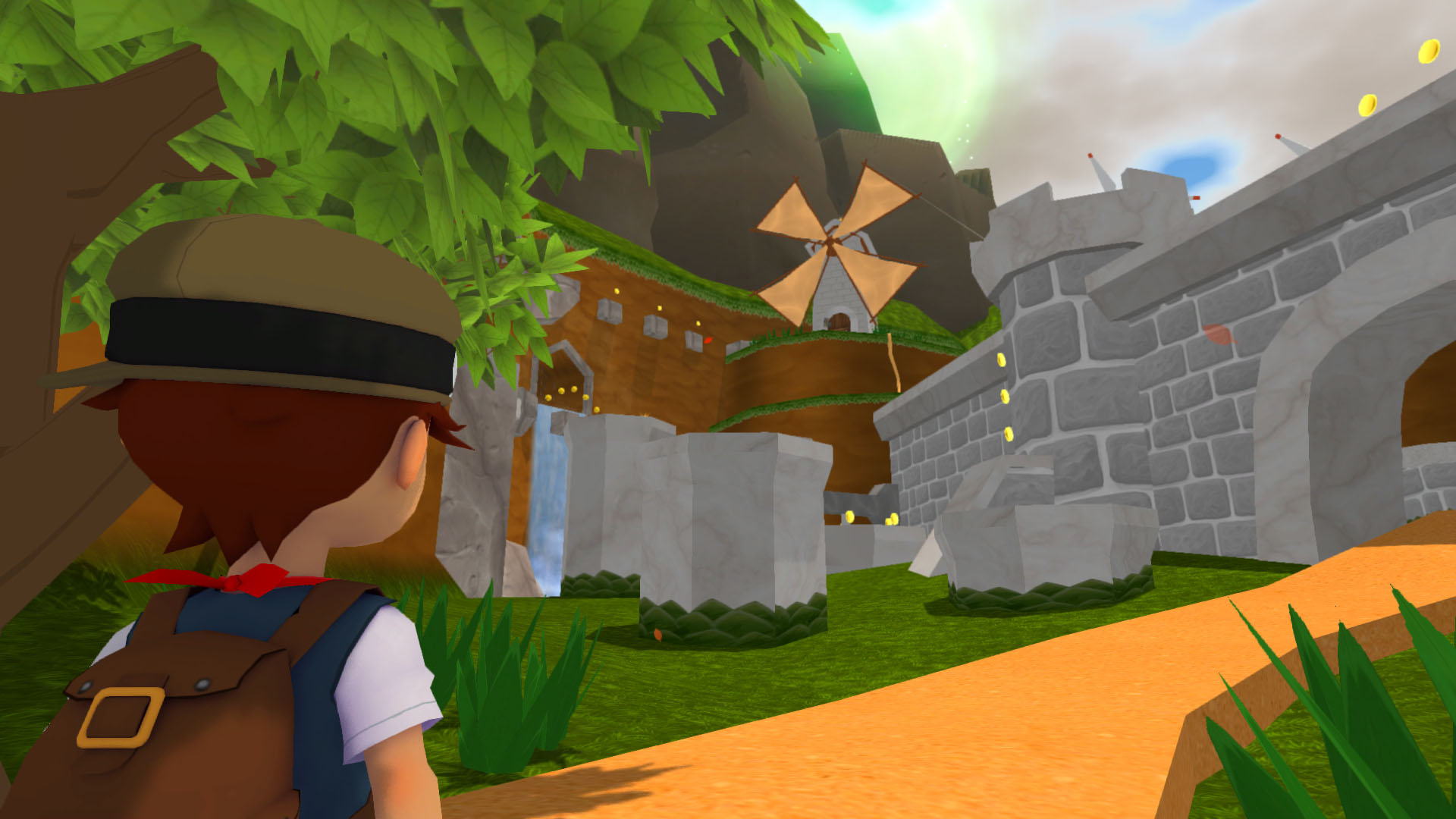 3D platformer Poi in the works for Wii U - Nintendo Everything