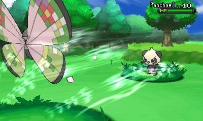pokemon x y fancy pattern vivillon distribution screenshots and