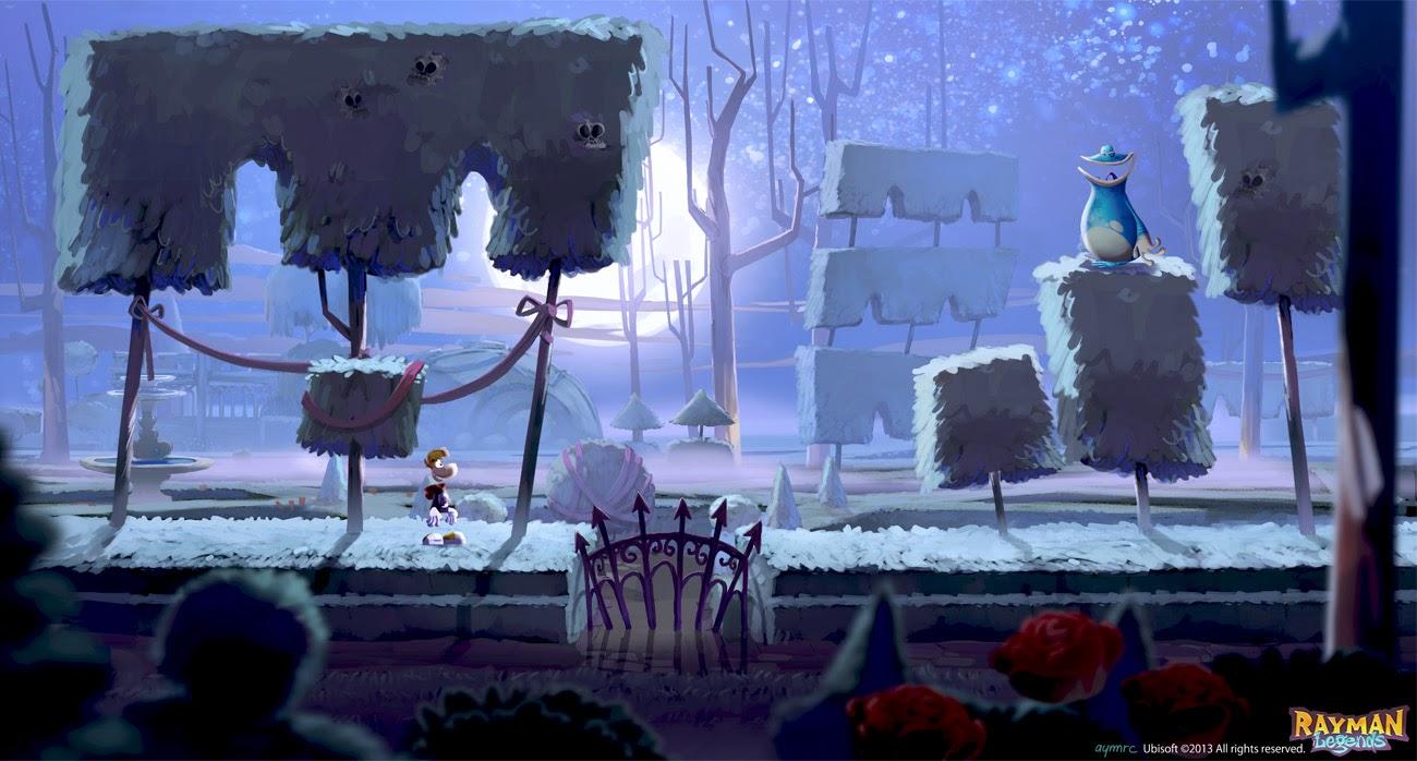 Ubisoft Originally Planned A Dracula Castle World For