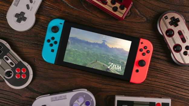 8Bitdo releases firmware update for its controllers to fix