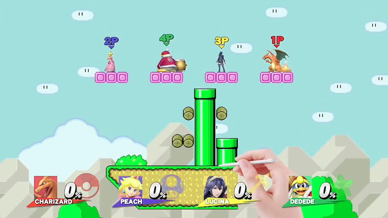 Squishy Duck Super Mario Maker 4 : Super Mario Maker stage DLC and more now available for Super Smash Bros. Wii U/3DS - Nintendo ...