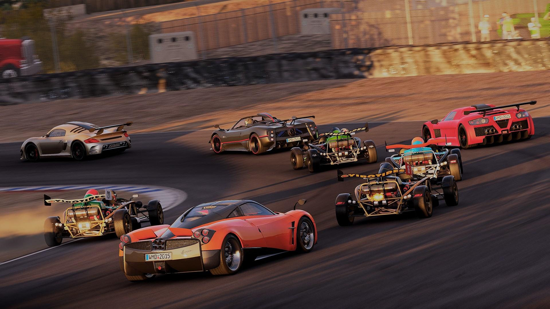 Project Cars Final Car List New Screenshots Nintendo
