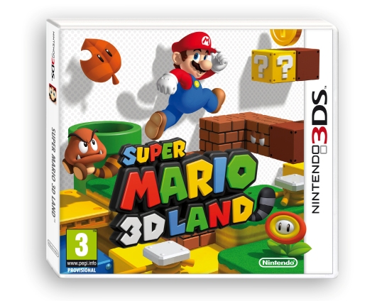 News super mario land lots of new footage