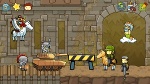 Preview] Why Scribblenauts Unlimited is even cooler than you
