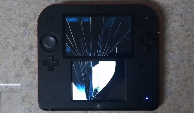 2ds Screen Repair Costs More Than 65 Nintendo Everything