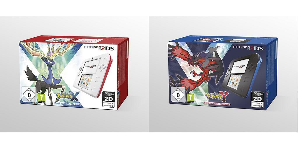 Pokemon 2ds bundles appear on more european retailer for Housse 2ds xl pokemon