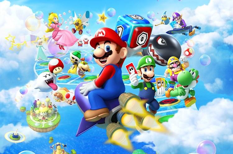 Mario Party Island Tour Ign